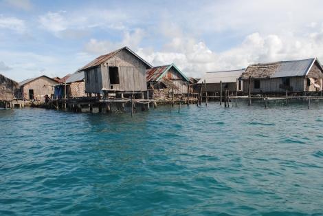 Sampela, Wakatobi's Bajo Village