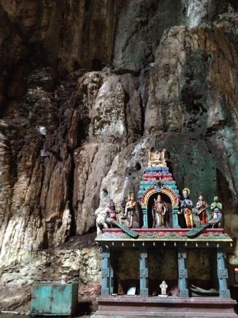 Batu Cave Hindu Temple