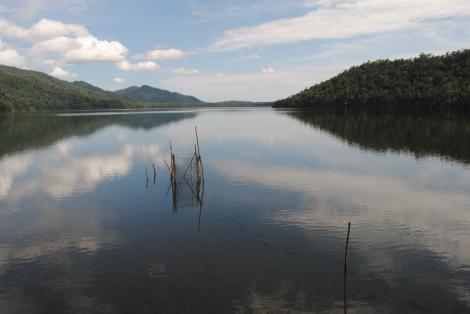 Moon Lake Morowali