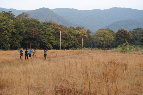 Birding near Bhagwan Mahaveer Sanctuary